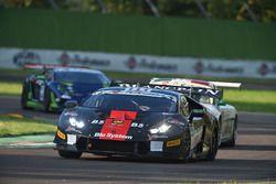 Monfardini-Valori, Cars Engineering,Lamborghini Gallardo GT3 #61