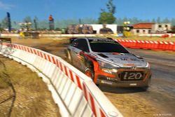 WRC 6, Hyundai i20