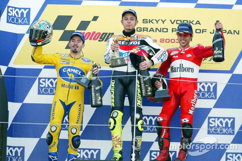25. Gran Premio de Japón 2003