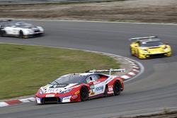 #6 HB Racing Lamborghini Huracán GT3: Elia Erhart, Kelvin Snoekstein