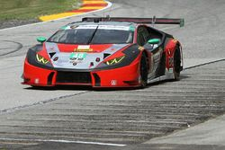#48 Paul Miller Racing Lamborghini Huracan: Bryan Sellers, Madison Snow