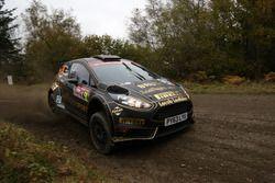 Fredrik Ahlin, Andrew Roughead, Ford Fiesta R5