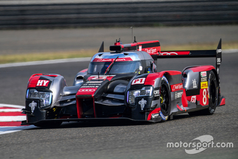 3. LMP1: #8 Audi Sport Team Joest, Audi R18 e-tron quattro