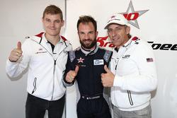 Поул позиция в классе P2 для #21 Dragonspeed Oreca 05 - Nissan: Хенрик Хедман, Николя Ляпьер, Бен Хенли