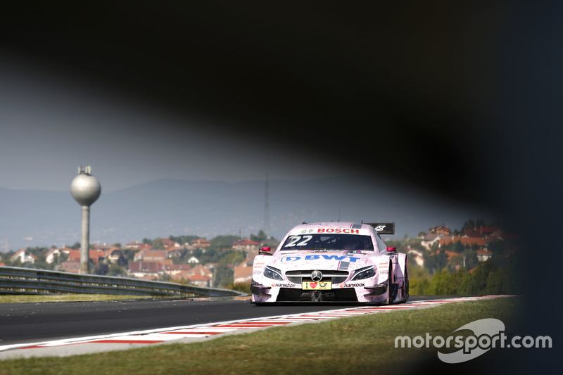 16. Lucas Auer, Mercedes-AMG Team Mücke, Mercedes-AMG C63 DTM