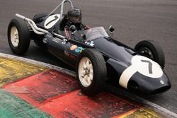 #7 Cooper T51 'Rob Walker' (1958): Paul Griffin