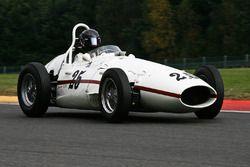 #25 Maserati 250F (1958): Steve Hart