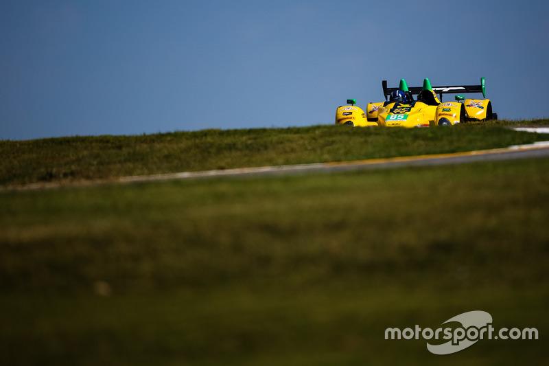 #85 JDC/Miller Motorsports, ORECA FLM09: Misha Goikhberg, Chris Miller, Stephen Simpson