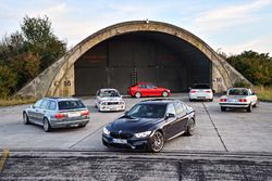De familie BMW M3