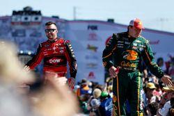 Austin Dillon, Richard Childress Racing Chevrolet Camaro, Ryan Newman, Richard Childress Racing Chev