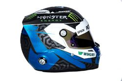 Casco de Valtteri Bottas, Mercedes AMG F1