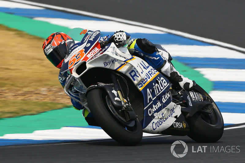 "<img src= https://cdn-1.motorsport.com/static/custom/car-thumbs/MOTOGP_2018/NUMBERS/rabat.png width=""55"" /> Tito Rabat, Avintia Racing"