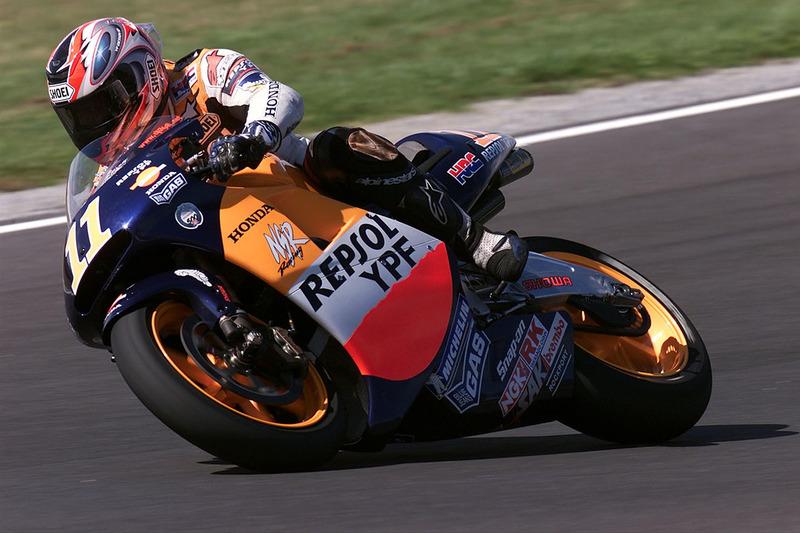2001: Tohru Ukawa - GP do Japão - Abandono