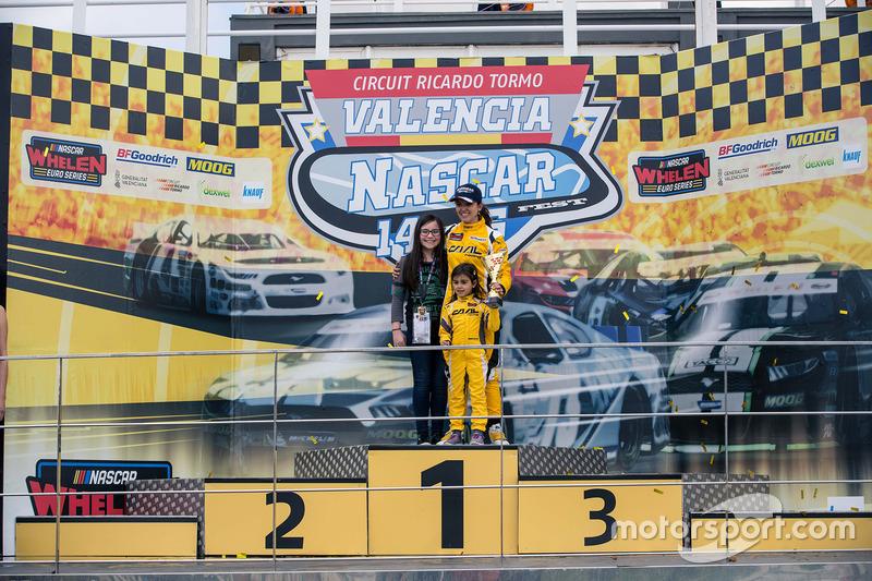 Arianna Casoli, CAAL Racing