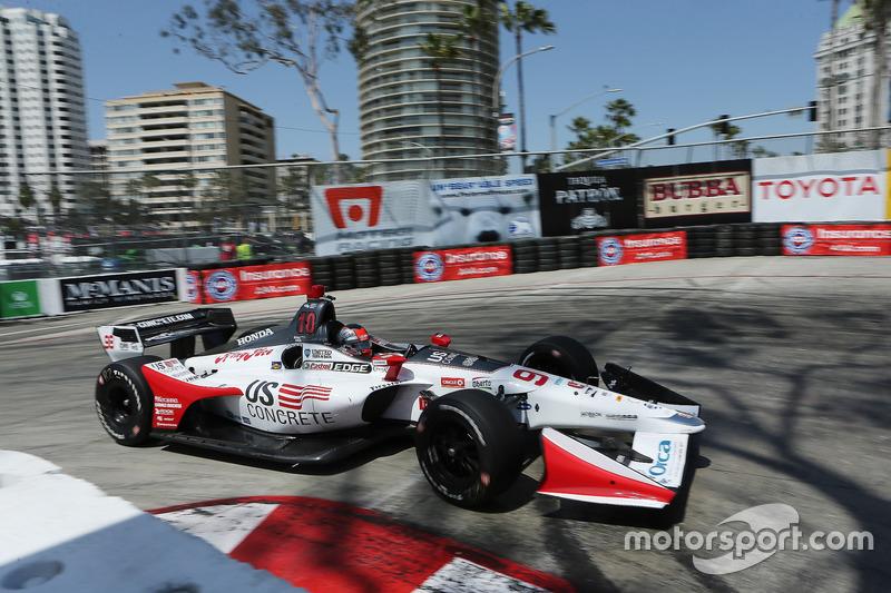 Marco Andretti, Herta - Andretti Autosport Honda