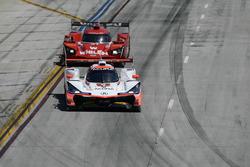 #6 Acura Team Penske Acura DPi, P: Dane Cameron, Juan Pablo Montoya, #31 Action Express Racing Cadillac DPi, P: Eric Curran, Felipe Nasr