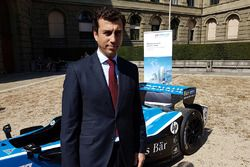 Alberto Longo, Co-Founder und Chief Championship Officer, Formula E Holdings