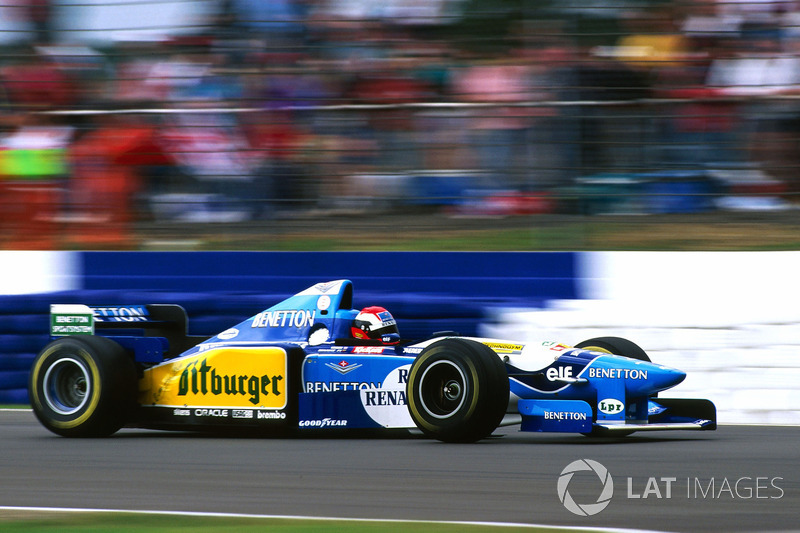 1995 Johnny Herbert, Benetton