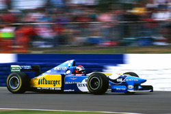 Johnny Herbert, Benetton Renault B195