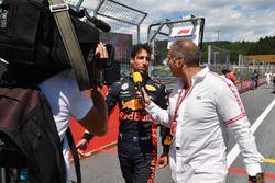 Daniel Ricciardo, Red Bull Racing, Kai Ebel, RTL