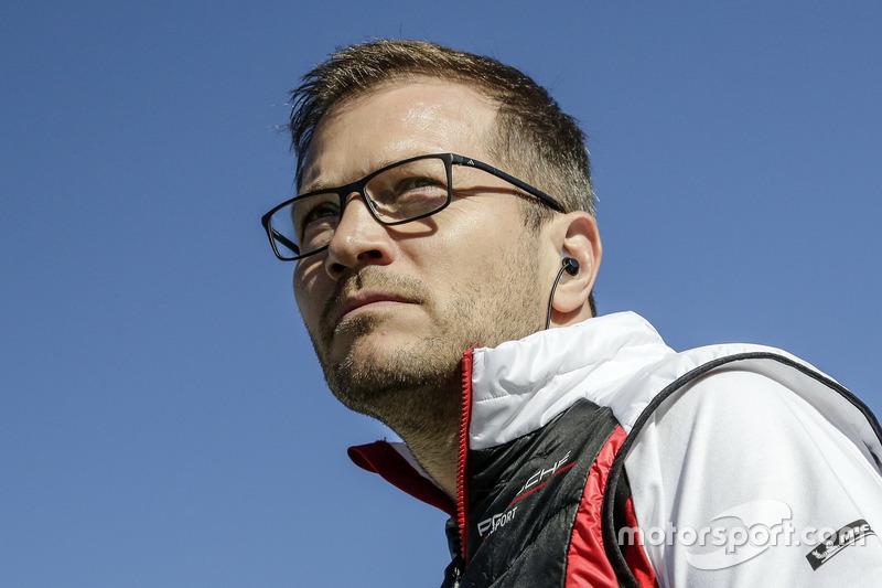 Andreas Seidl, Team Principal de Porsche Team
