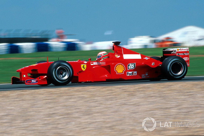 Ferrari F399 - 6 victorias