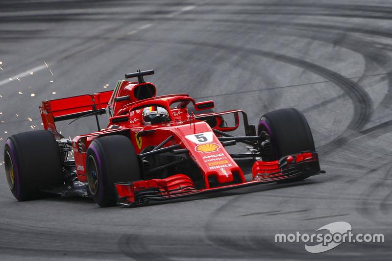 8: Sebastian Vettel: 197 grandes premios (el 86,03% de los disputados)