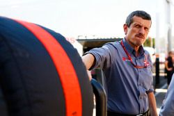 Guenther Steiner Director del equipo, Haas F1 Team