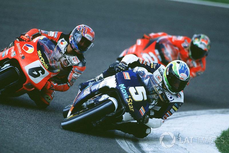 Alex Barros, Honda, en 1999