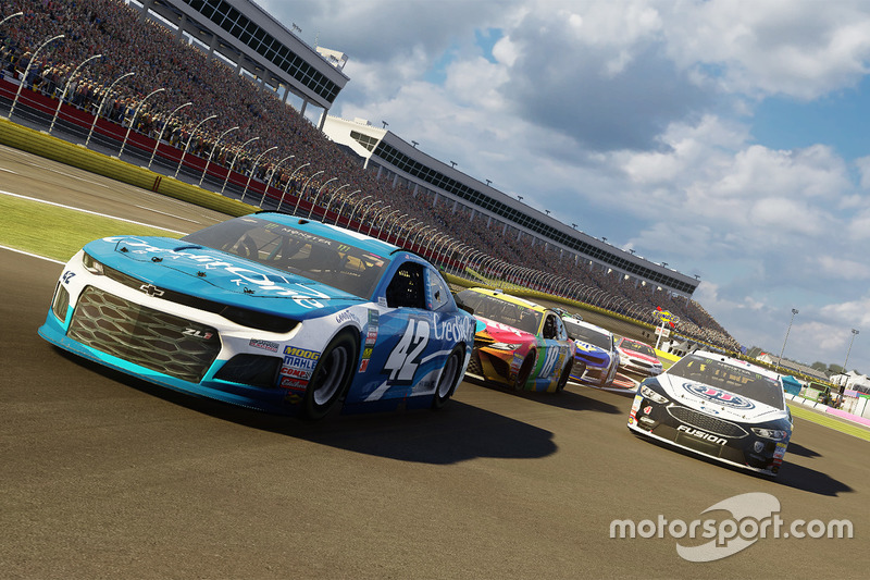 NASCAR Pro Invitational - Ronda 4