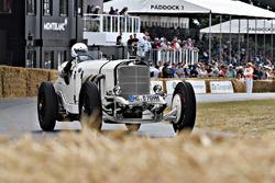 Philipp Dressell Mercedes -Benz 710 SSK