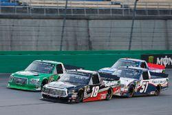 Ben Rhodes, ThorSport Racing, Ford F-150 Alpha Energy Solutions Noah Gragson, Kyle Busch Motorsports, Toyota Tundra Safelite AutoGlass