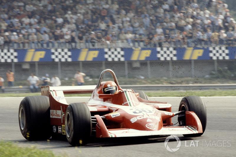 Vittorio Brambilla: GP da Áustria de 1975
