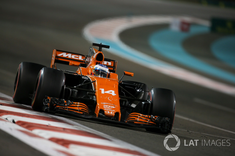 Alonso's last Honda rant. For a while