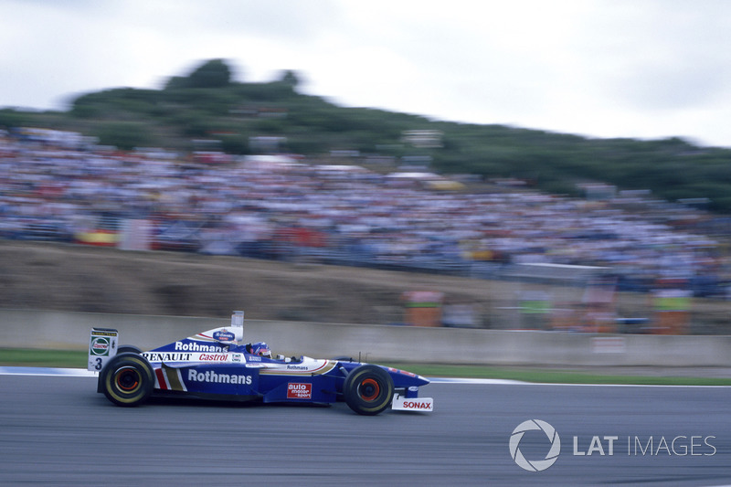 Жак Вильнев, Williams FW19