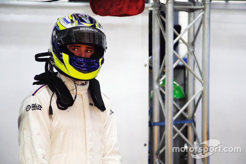 Joel Eriksson, BMW