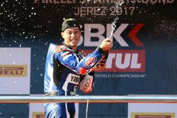 Podium: Federico Caricasulo, GRT Yamaha Official WorldSSP Team