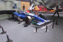 2017年 インディカー・シリーズ 佐藤琢磨選手 第101回インディ500優勝車両(DW12)