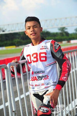Adenanta Putra, Astra Honda Racing Team