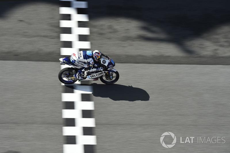 Jorge Martín, Del Conca Gresini Racing Moto3