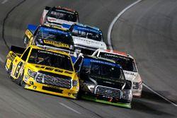Cody Coughlin, ThorSport Racing Toyota Austin Cindric, Brad Keselowski Racing Ford