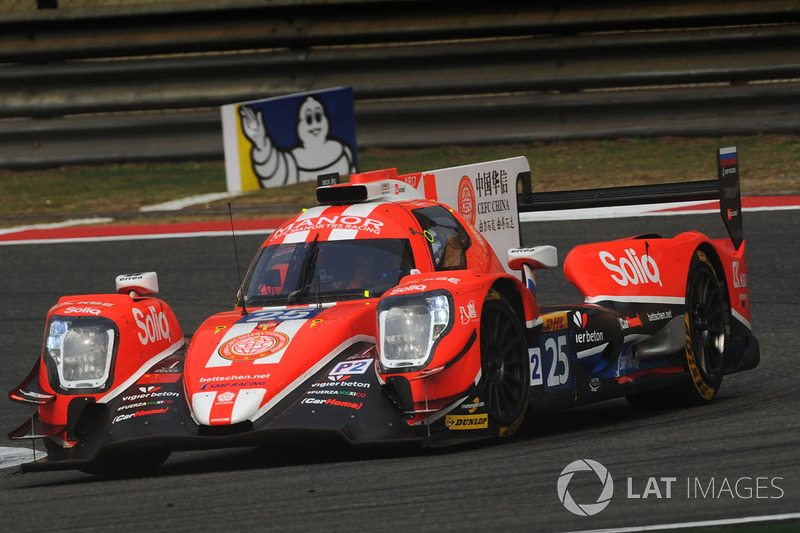 Виталий Петров, CEFC Manor TRS Racing, WEC