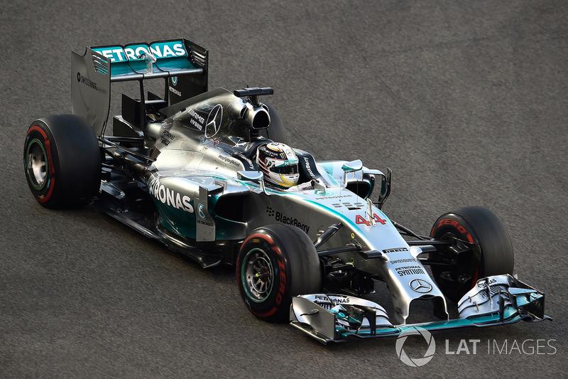 2014 - Mercedes