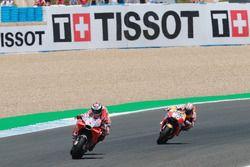 Jorge Lorenzo, Ducati Team, Dani Pedrosa, Repsol Honda Team