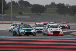Danny Kroes, PCR Sport Cupra TCR, Loris Cencetti, Autodis Racing by Piro Sports Hyundai i30 N TCR