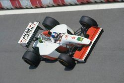 Derek Warwick, Footwork FA14