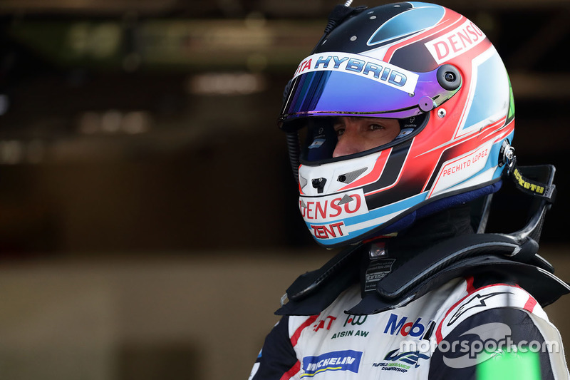 Гонщики Туринга и DTM: Хосе Мария Лопес