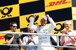 Podio: il terzo classificato Gary Paffett Mercedes-AMG Team HWA