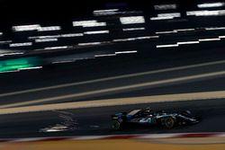 Valtteri Bottas, Mercedes-AMG F1 W09 sparks