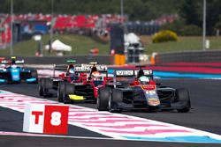 Leonardo Pulcini, Campos Racing yAnthoine Hubert, ART Grand Prix
